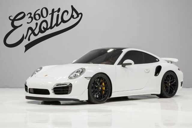 2014 Porsche 911 Turbo S W/ TSM 800 Power pkg Austin TX