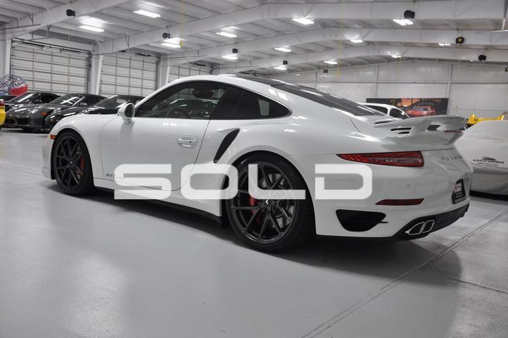 2014 Porsche 911 Turbo Tomball TX