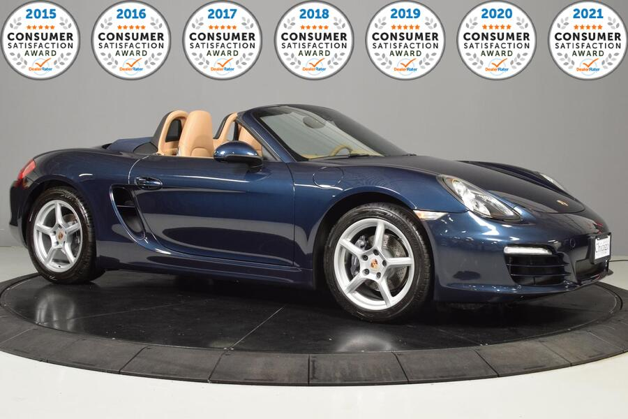 2014_Porsche_Boxster__ Glendale Heights IL