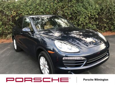 2014_Porsche_Cayenne__ Charleston SC