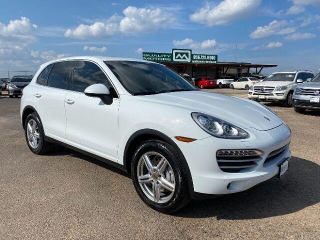 2014 Porsche Cayenne Base Laredo TX