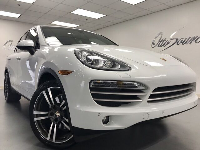 2014 Porsche Cayenne Platinum Edition Dallas TX
