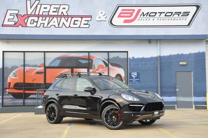 2014 Porsche Cayenne Turbo S Tomball TX