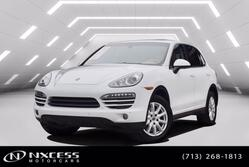 Porsche Cayenne V6 Tiptronic Leather Roof One Owner Extra Clean ! 2014
