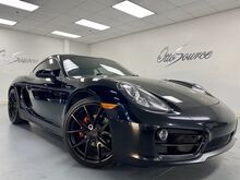 2014_Porsche_Cayman_Base_ Dallas TX