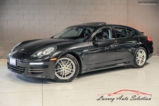 2014_Porsche_Panamera 4_4dr Sedan_ Chicago IL