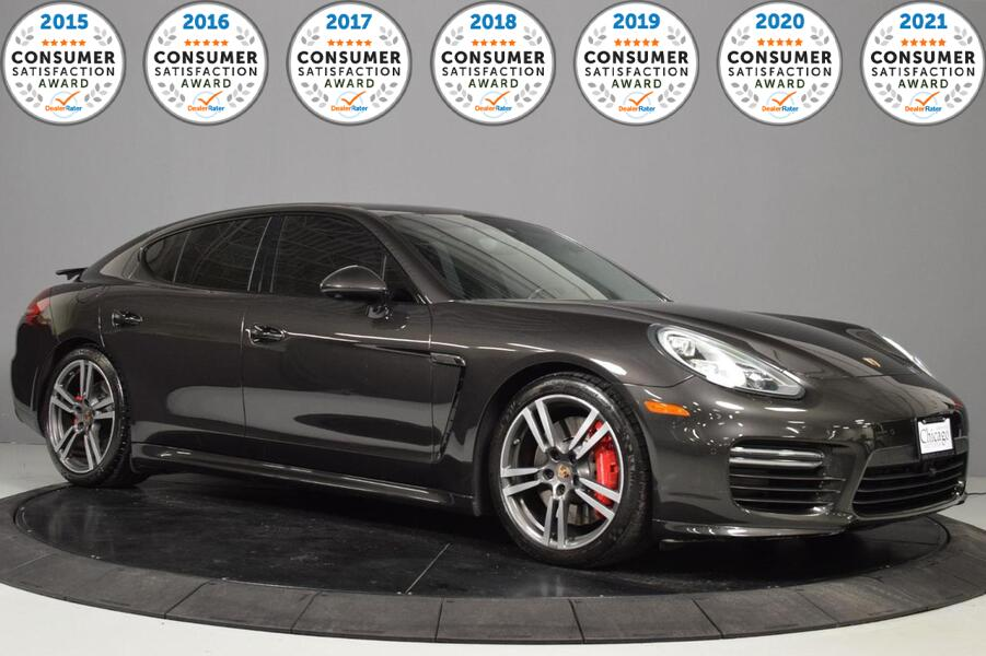 2014_Porsche_Panamera_GTS_ Glendale Heights IL