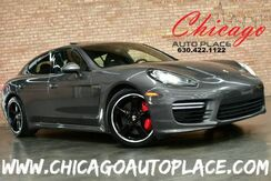 2014_Porsche_Panamera_GTS MSRP-$145000 4.8L V8 ENGINE ALL WHEEL DRIVE BLACK LEATHER/SUEDE INTERIOR HEATED SEATS NAVIGATION BACKUP CAMERA PARKING SENSORS SPORT CHRONO_ Bensenville IL