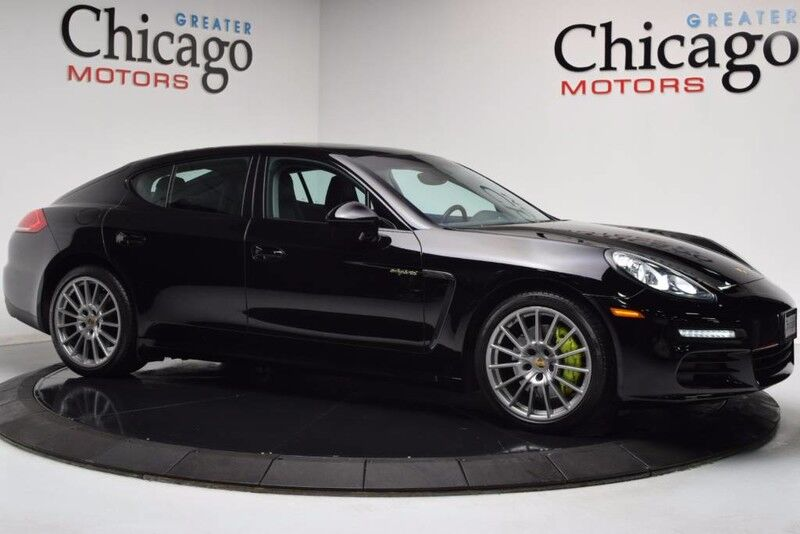 2014_Porsche_Panamera S e-hybrid $110,010 msrp_1 Owner Carfax Certified_ Chicago IL