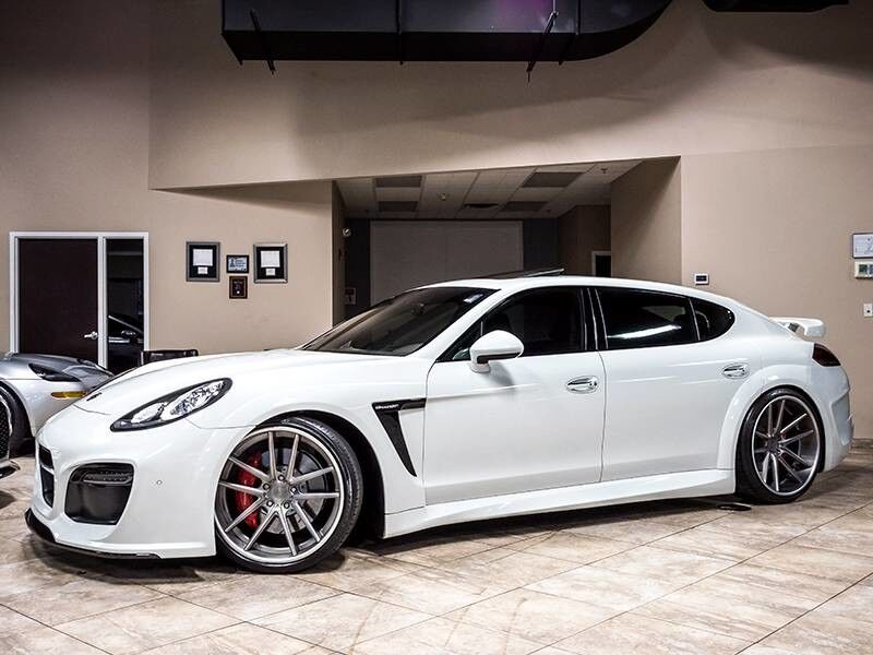 2014_Porsche_Panamera Turbo Executive GT Stre_4dr Grand GT_ Chicago IL