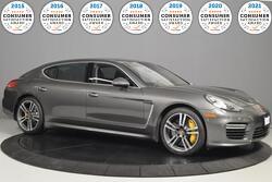 Porsche Panamera Turbo S Executive 2014