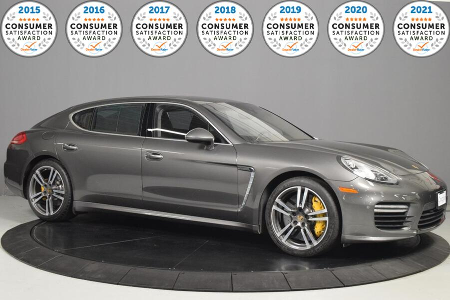2014_Porsche_Panamera_Turbo S Executive_ Glendale Heights IL