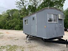 2014_Portable Construction Office_Portable Construction Office Trailer 8x16 AC__ Crozier VA