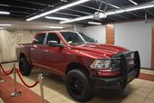 2014 RAM 1500 Lifted Crew Cab 4x4 Loaded