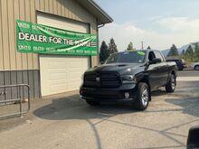 2014_RAM_1500_Sport Crew Cab SWB 4WD_ Spokane Valley WA
