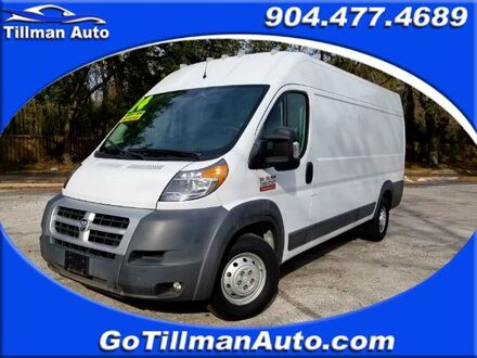 2014_RAM_Promaster_3500 High Roof Tradesman 159-in. WB Ext_ Jacksonville FL