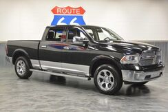 2014_Ram_1500_CREWCAB 4WD 'LARAMIE EDT.' LEATHER SUNROOF NAVIGATION! CHROME WHEELS! LOW MILES!!!_ Norman OK