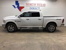2014_Ram_1500_Laramie 4X4 Gps Navigation Heated/Cooled Leather_ Mansfield TX