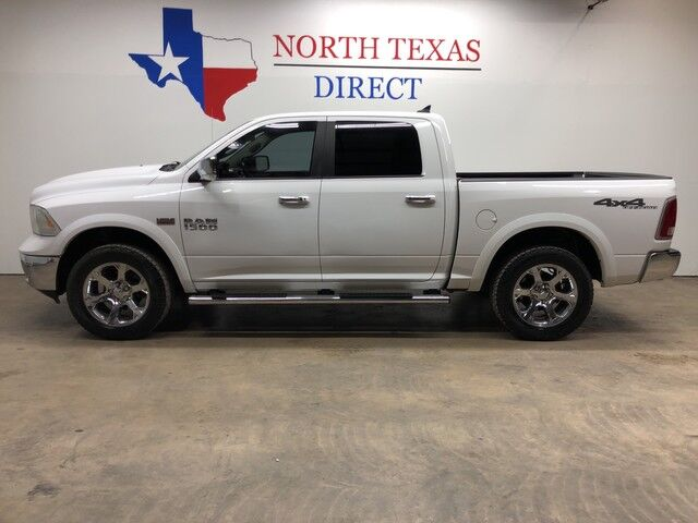 2014 Ram 1500 Laramie 4X4 Gps Navigation Heated/Cooled Leather Mansfield TX