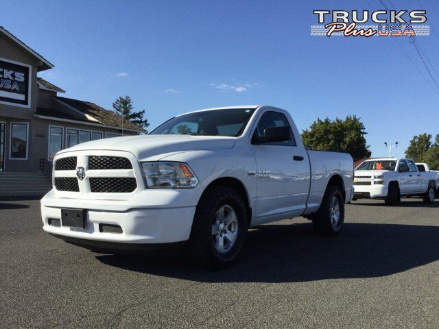 2014 Ram 1500 Tradesman Union Gap WA