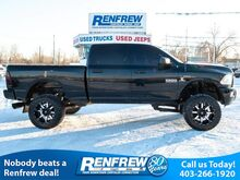 2014_Ram_2500_4WD SLT Diesel FLASH Sale! Lifted, Fuel Wheels_ Calgary AB