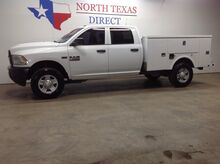 2014_Ram_2500_Tradesman 4x4 Crew Omaha Utlity Bed Touch Screen Bluetooth_ Mansfield TX