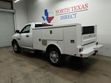 2014_Ram_2500_Tradesman Diesel Omaha Utility Bed Single Cab Tool Boxes Bluetooth_ Mansfield TX