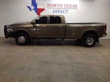 2014_Ram_3500_Laramie 4x4 Diesel Dually GPS Navi Leather Ranch Hand_ Mansfield TX