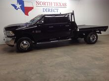 2014_Ram_3500_Tradesman 4x4 Diesel Flatbed Touch Screen Ranch Hand_ Mansfield TX