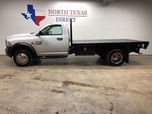 2014_Ram_5500_Tradesman Single Cab Flat Bed Dually 6.7 Diesel_ Mansfield TX