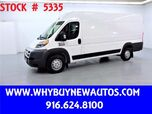 2014 Ram ProMaster 3500 ~ High Roof Ext ~ Rack and Shelving ~ Only 28K Miles!