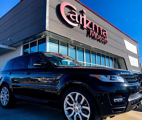 2014 Range Rover Supercharged  Lubbock TX