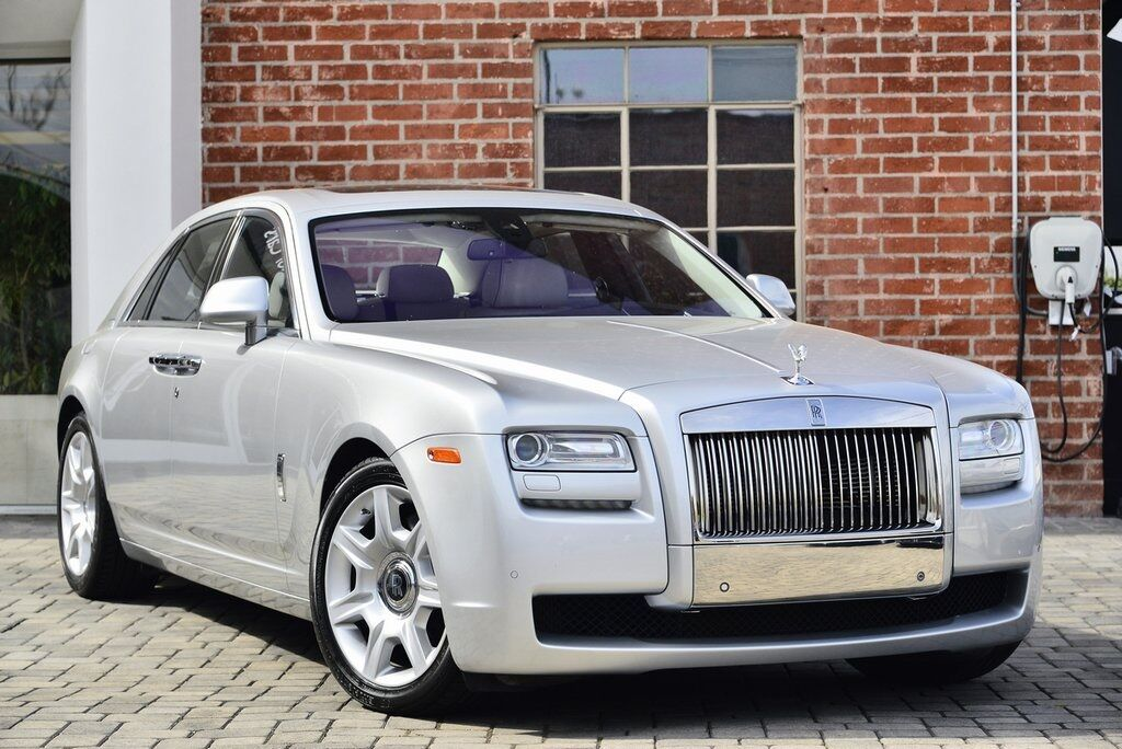 2014 Rolls-Royce Ghost Lawrence KS