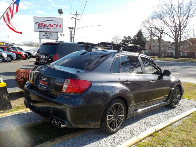2014 SUBARU IMPREZA WRX TURBO AWD, BUYBACK GUARANTEE,WARRANTY, ROOF RACKS, KEYLESS ENTRY, AUX/USB PORT, ONLY 37K MILES! Norfolk VA