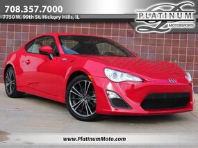 Scion FR-S 6 Speed DC Sports Exhaust 2014