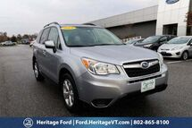 2014 Subaru Forester 2.5i Premium South Burlington VT