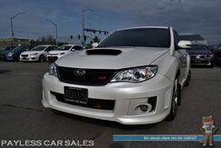 2014_Subaru_Impreza Sedan WRX_STI Limited / AWD / 6-Spd Manual / Heated Bucket Seats / Auto Start / Bluetooth / COBB Air Intake / Custom Exhaust / Low Miles_ Anchorage AK