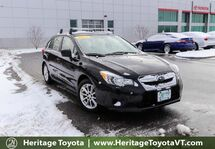 2014 Subaru Impreza Wagon 2.0i Premium South Burlington VT