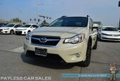 2014 Subaru XV Crosstrek Limited / AWD / Heated Leather Seats / Bluetooth / Back Up Camera / Cruise Control / 33 MPG