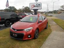 TOYOTA COROLLA S, BUY BACK GUARANTEE & WARRANTY, CD PLAYER, BLUETOOTH, SUNROOF, BACKUP CAMERA, ONLY 52K MILES! 2014