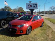 2014_TOYOTA_COROLLA_S, BUY BACK GUARANTEE & WARRANTY, CD PLAYER, BLUETOOTH, SUNROOF, BACKUP CAMERA, ONLY 52K MILES!_ Virginia Beach VA