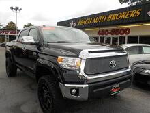 2014_TOYOTA_TUNDRA_SR5 4X4, BUYBACK GUARANTEE,WARRANTY, TOW PKG, SIRIUS RADIO, BED LINER, BACKUP CAM,  LOW MILES!!!!_ Norfolk VA