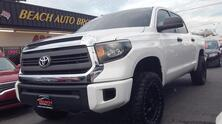 TOYOTA TUNDRA SR5 TRD OFF ROAD CREW CAB 4X4, CARFAX CERTIFIED, LIFTED, PREMIUM 20