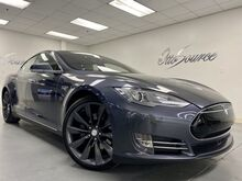 2014_Tesla_Model S__ Dallas TX