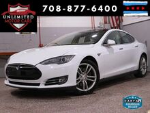 2014_Tesla_Model S_60 kWh Battery_ Bridgeview IL