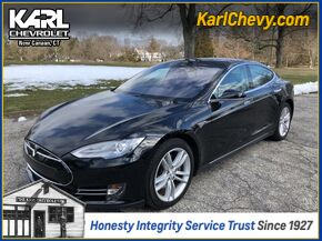 2014_Tesla_Model S_60 kWh Battery_ New Canaan CT