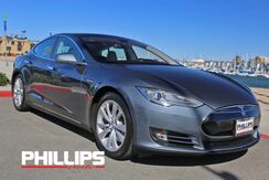 2014_Tesla_Model S_60 kWh Battery_ Newport Beach CA