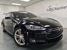 2014_Tesla_Model S_85_ Dallas TX
