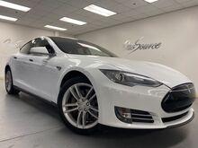 2014_Tesla_Model S_Base_ Dallas TX