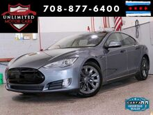 2014_Tesla_Model S_P85_ Bridgeview IL
